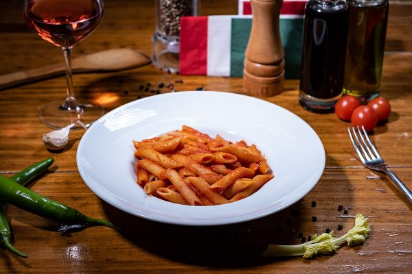 PENNE all'ARRABBIATA - Meniu Paste - IL PADRINO Baia Mare