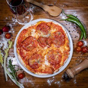 PIZZA DIAVOLA - Restaurant IL PADRINO Baia Mare