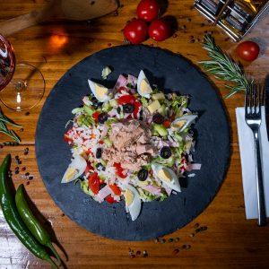INSALATA DI RISO - Meniu Restaurant IL PADRINO Baia Mare