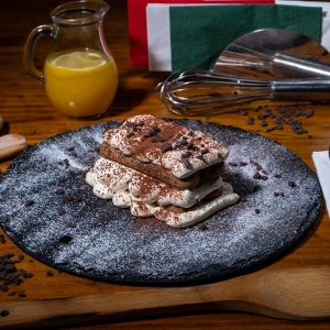 TIRAMISU - Meniu Restaurant Italian IL PADRINO Baia Mare